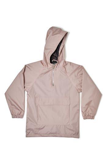Boys Z.a.k. Brand Hooded Windbreaker Size S  8  Pink