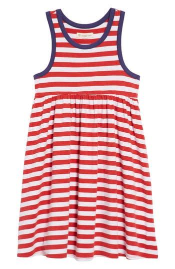 Girls Tucker  Tate Racerback Stripe Dress