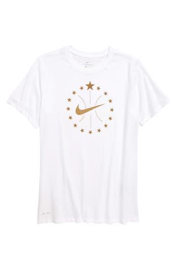 Boys Nike Dry Stars Graphic TShirt