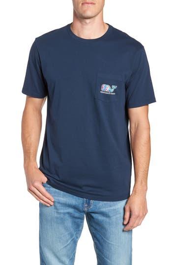 vineyard vines Flowers in Paradise Pocket T-Shirt