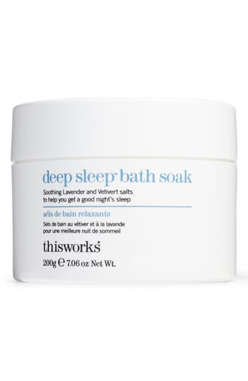 Thisworks Deep Sleep Bath Soak