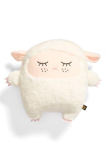 Toddler Noodoll Ricemere Pink Face Sheep Plush Tooy