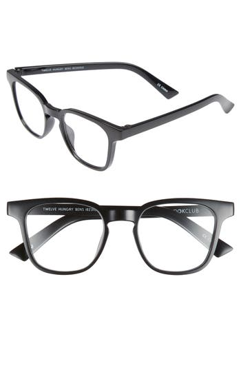 The Bookclub Twelve Hungry Bens 53mm Reading Glasses