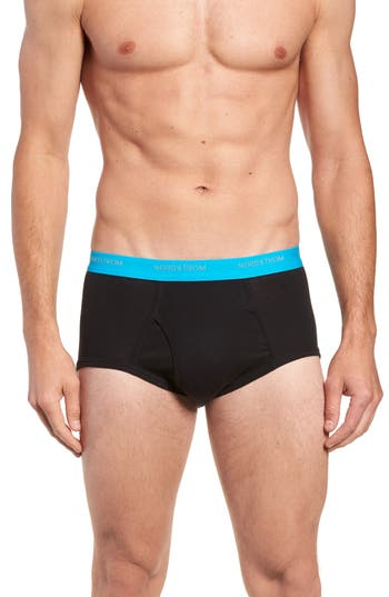 Nordstrom Men's Shop 4-Pack Supima® Cotton Briefs