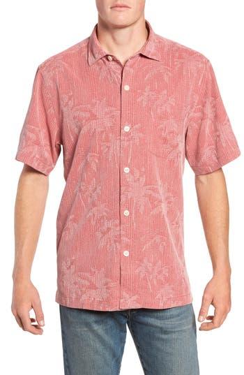Tommy Bahama Digital Palms Silk Sport Shirt