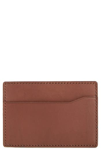 J.Crew Leather Card Case