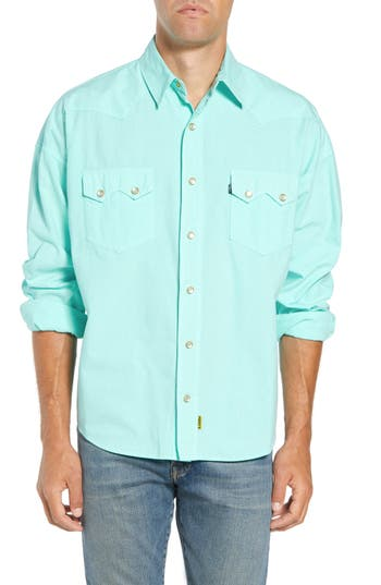 Men's Levi's Made & Crafted(TM) Regular Fit Western Shirt