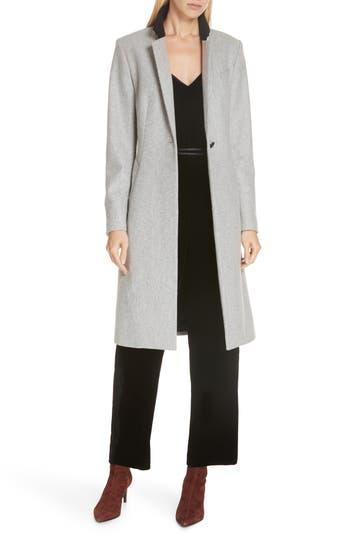 rag & bone Daine Virgin Wool Blend Coat