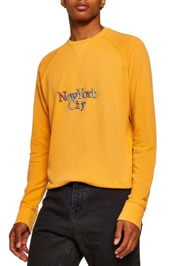Topman New York Classic Sweater