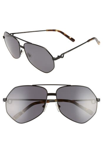 DIFF Sydney 62mm Polarized Aviator Sunglasses