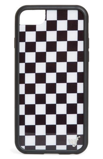 wildflower Checkered iPhone 6/7/8 Case
