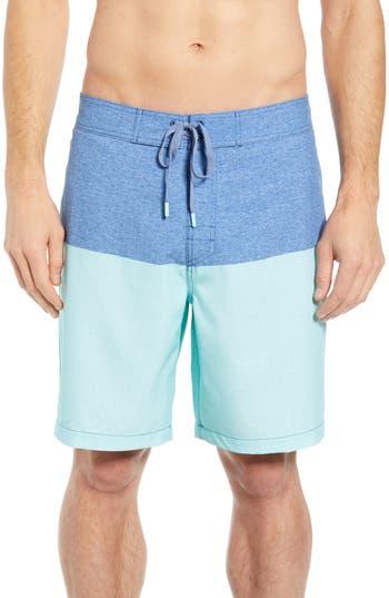 Southern Tide Colorblock Board Shorts