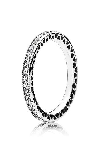 PANDORA Hearts of Pandora Eternity Stacking Ring