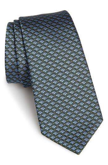 Gucci 7.0 Woven Silk Tie