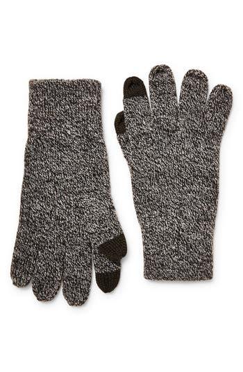 Topman Touchscreen Knit Gloves