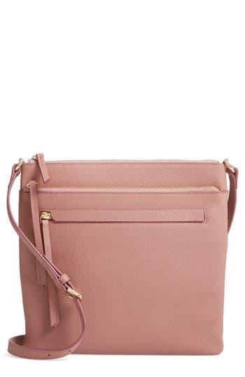 Nordstrom Finn Leather Crossbody Bag