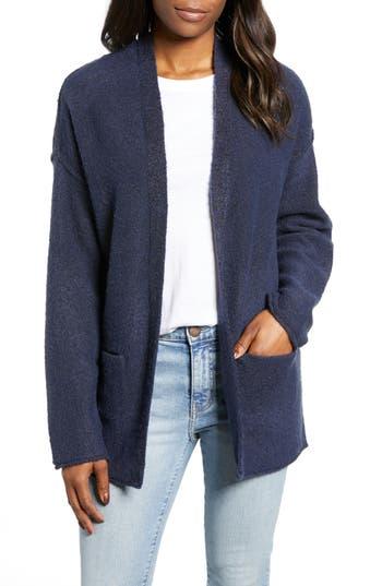 Caslon® Dolman Sleeve Shimmer Cardigan