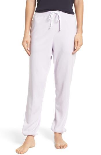 Something Navy Fleece Jogger Pants