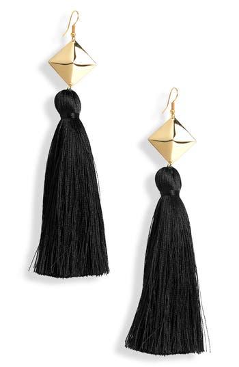 The Accessory Junkie Turner Tassel Earrings