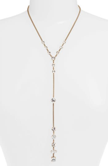 Loren Hope Harlow Y Necklace