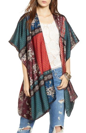 Free People Mon Cheri Kimono