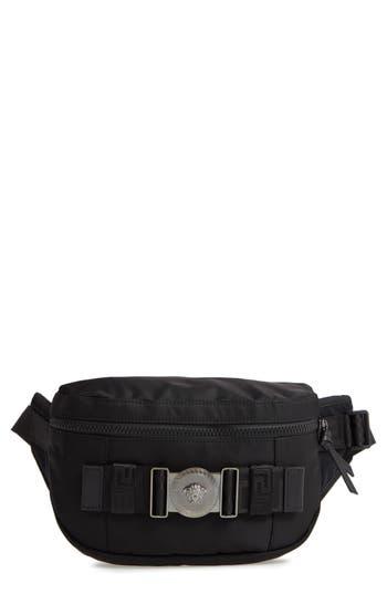 Versace Logo Belt Bag