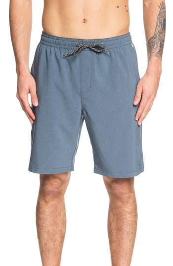 Quiksilver Waterman Collection Suva Amphibian Hybrid Shorts