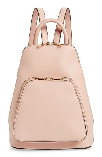 Sole Society Aushan Faux Leather Backpack
