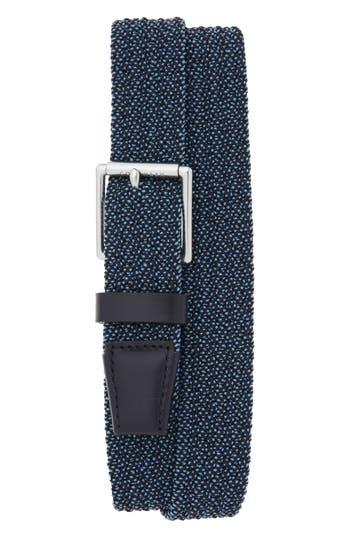 Cole Haan Stretch Weave Belt