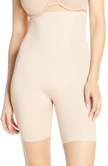 SPANX® Thinstincts High Waist Mid Thigh Shorts
