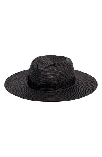 Madewell Mesa Packable Straw Hat