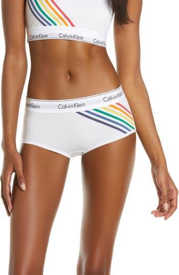 Calvin Klein Modern Cotton Pride Edit Boyshorts