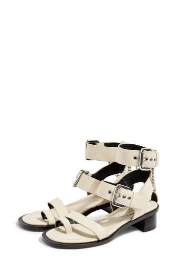 Topshop Forever Chain Sandal (Women)