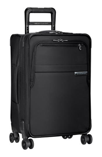 Briggs & Riley Baseline Domestic 22-Inch Expandable Rolling Carry-On