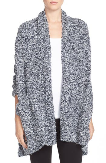 Barefoot Dreams Cozychic Travel Shawl, Size One Size - Blue (Online Only)