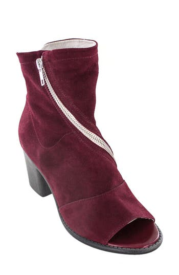 Women's Summit 'Fantasia' Open Toe Bootie