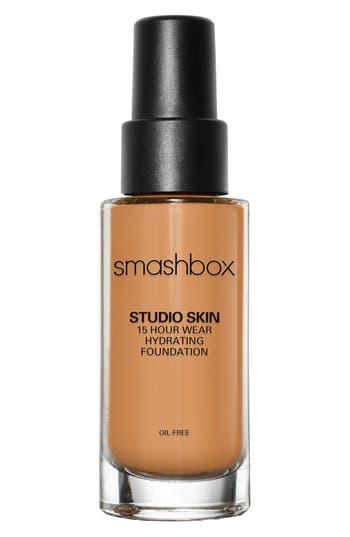 Smashbox Studio Skin 15 Hour Wear Foundation - 4 - Golden Tan