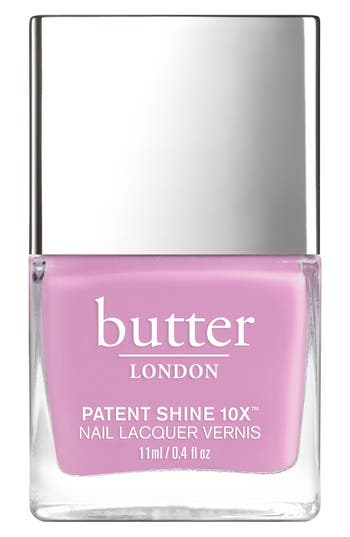 Butter London 'Patent Shine 10X' Nail Lacquer - Molly Coddled