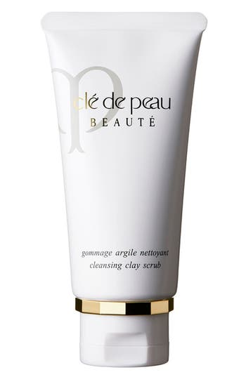Clé De Peau Beauté Cleansing Clay Scrub