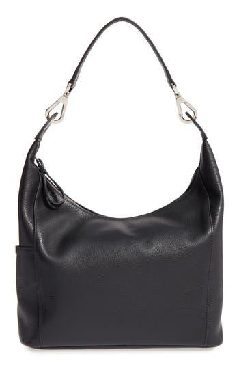Longchamp 'Le Foulonne' Leather Hobo Bag -