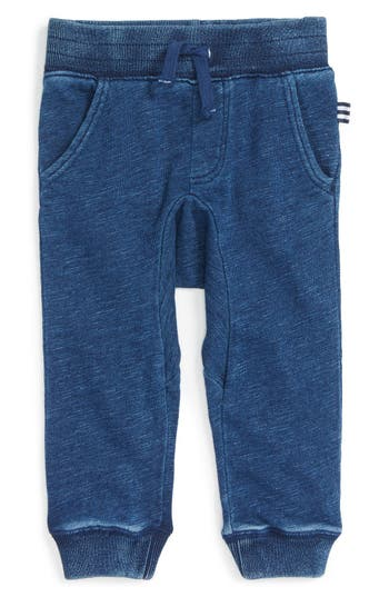 Infant Boy's Splendid Cotton Blend Jogger Pants
