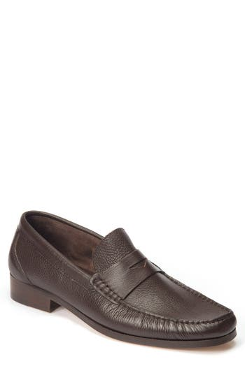 Sandro Moscoloni Segovia Penny Loafer - Brown