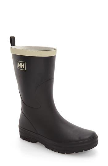 Helly Hansen Midsund Rain Boot, Black