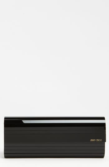 Jimmy Choo 'Sweetie' Acrylic Clutch - at NORDSTROM.com