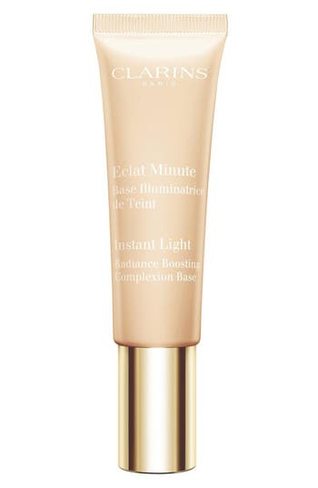 Clarins 'Instant Light' Radiance Boosting Complexion Base - 02 Champagne