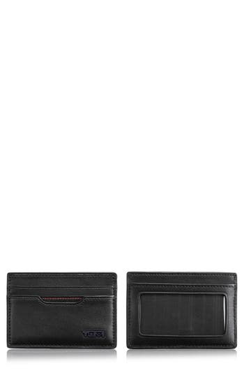 Tumi Delta - ID Lock™ Shielded Slim Card Case & ID Wallet