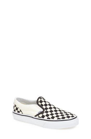 Vans 'Classic - Checkerboard' Slip-On