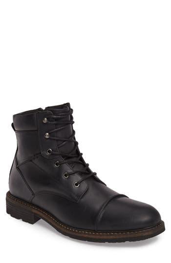 The Rail Derek Cap Toe Boot