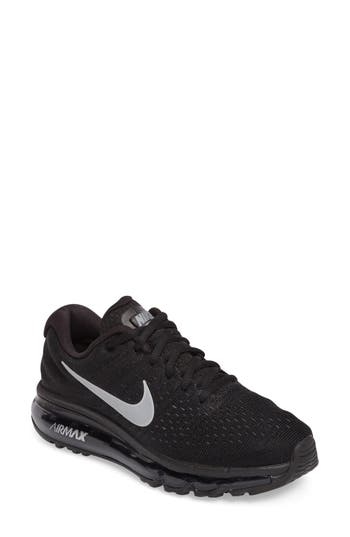 Nike Womens Air Max 2017 Running Shoes Anthracite Size 11 (849560 001)