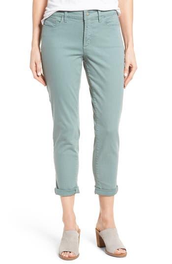Petite Women's Nydj Alina Convertible Ankle Jeans